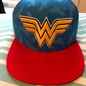 Wonder women DC Comics Cap NWT Adjustable Hat